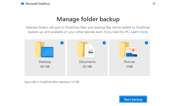 Pause OneDrive Syncing