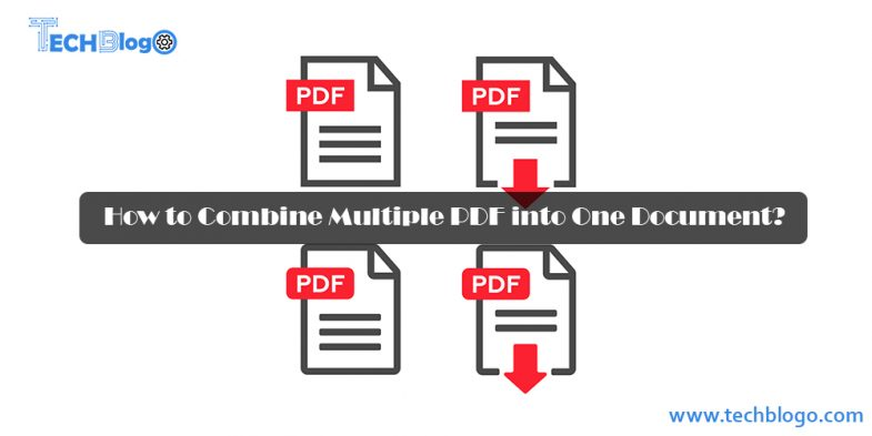 How to Combine Multiple PDF into One Document?