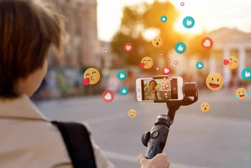 Instagram videos, stories, and live stream