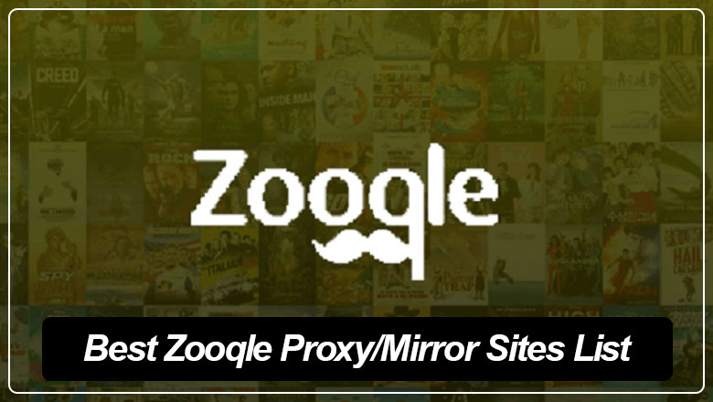 Best Zooqle Proxy-Mirror Sites List