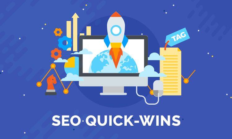 12 SEO Quick Wins to Jumpstart Your Website