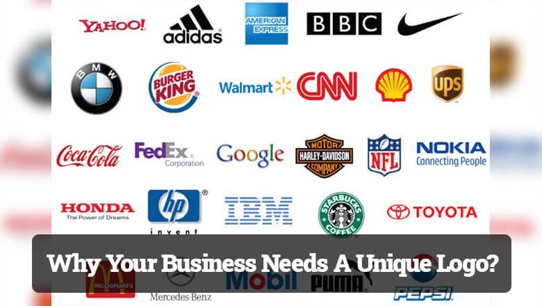 Why Your Business Needs A Unique Logo?