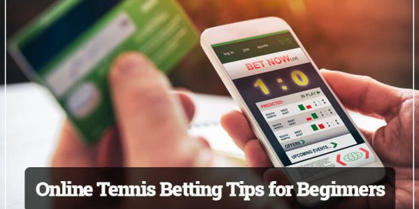 Online Tennis Betting Tips for Beginners